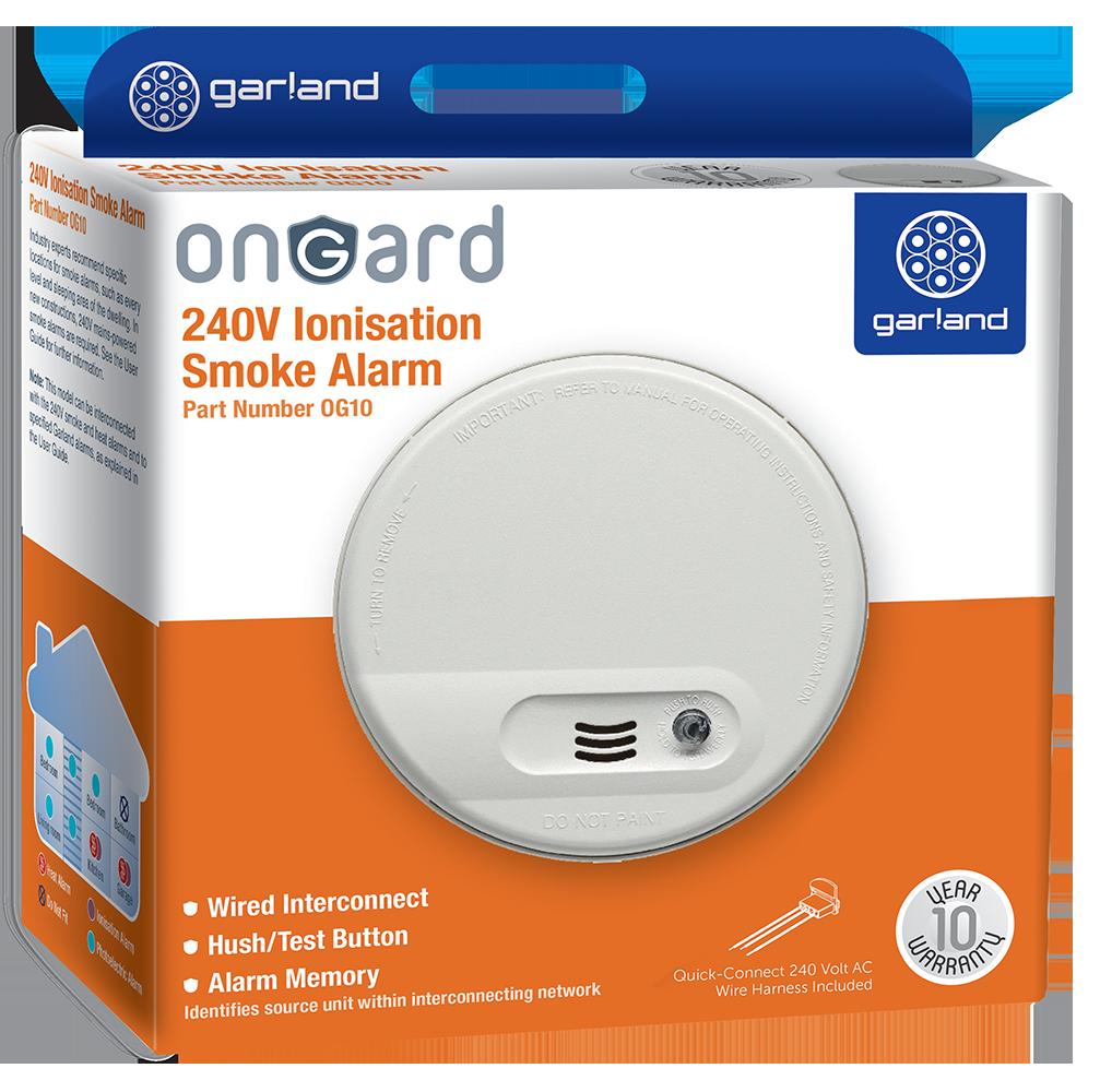 onGard OG10 smoke alarm