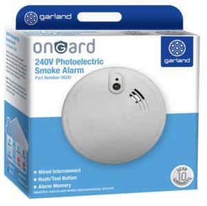 onGard OG20 smoke alarm-A