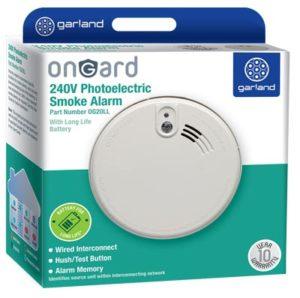 onGard OG20LL smoke alarm-A